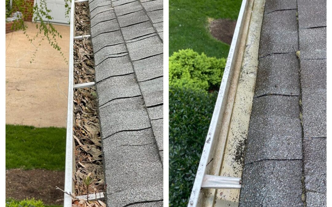 How Our Expert Gutter Cleaning Company Makes Your Gutters Smile